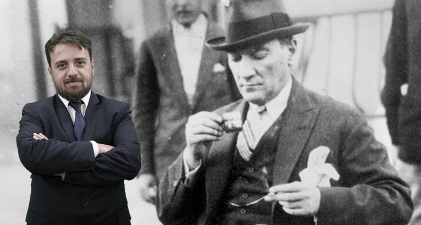 """""""Atatürk olmasaydı..."""""""