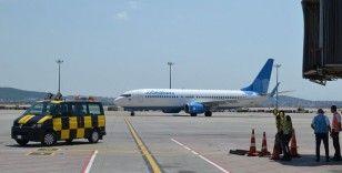 Sabiha Gökçen Havalimanı'ndan Rusya'ya karşılıklı seferler başladı
