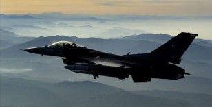 Irak'ın kuzeyinde PKK'lı 6 terörist hava harekatıyla etkisiz hale getirildi