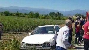 İki kazada 9 kişi yaralandı