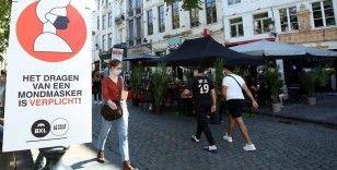 Belçika'da Kovid-19 vakalarındaki artış sürüyor