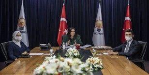 Siyasi partiler videokonferans aracılığıyla bayramlaştı