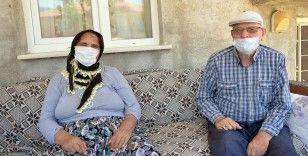 Kovid-19 mücadelesini kazanan Özkan: Bu virüs insanın vücudunu yiyor