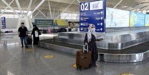 IKBY'de 5 ay sonra uçak seferlerine yeniden başlandı