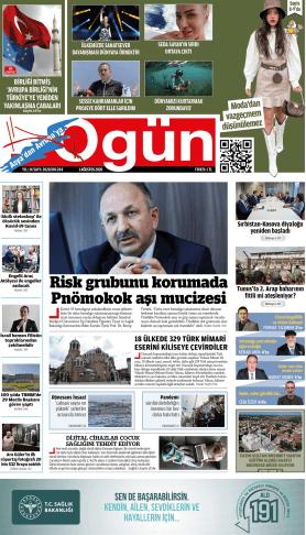 OGÜN Gazetesi Sayı:244