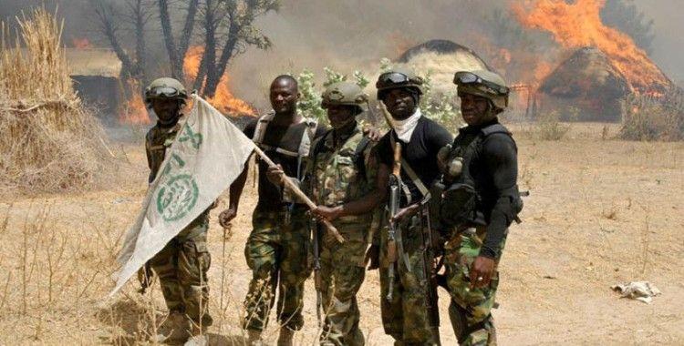 Boko Haram'ın saldırılarında 25 kişi öldü