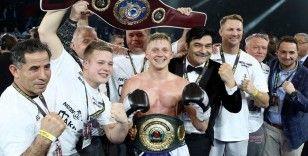 Alman Dünya şampiyonu Türkiye'de kampa girdi