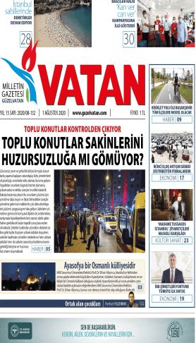 Güzel Vatan Gazetesi Sayı:131