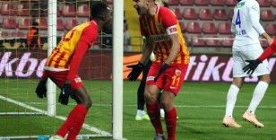Kayserispor 7 kafa golü attı