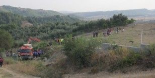 Adana'da kuyu faciasındaki 4 kişinin cansız bedeni morga kaldırıldı