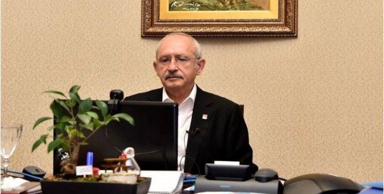 Kılıçdaroğlu'ndan Hatay Baro Başkanı Ekrem Dönmez'e 'geçmiş olsun' telefonu