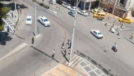 Malatya'daki deprem Şanlıurfa'da hissedildi