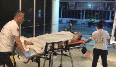 Kuşadası'nda motosiklet kazası