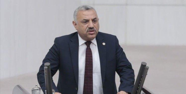 AK Parti Hatay Milletvekili Hüseyin Şanverdi taburcu edildi