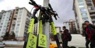 İBB'den elektrikli scooter düzenlemesi: Plaka sistemine geçilecek, ücretler düzenlenecek
