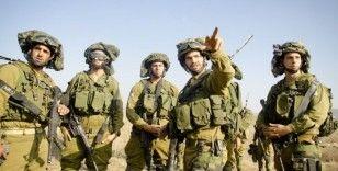 İsrail ordusu Suriye'nin güneyini vurdu
