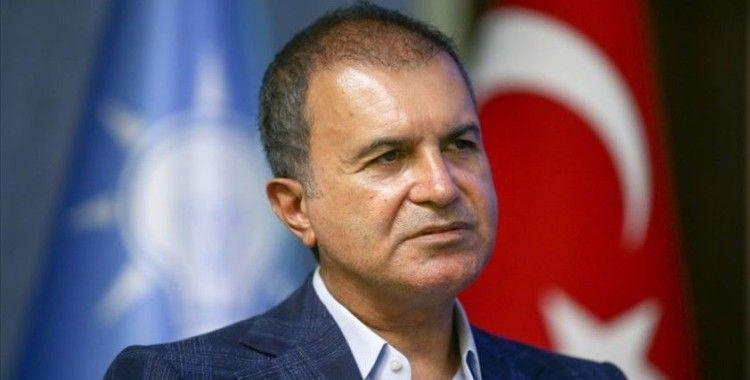 AK Parti Sözcüsü Çelik: Çeşme'de turistlere dönük şiddeti kınıyoruz