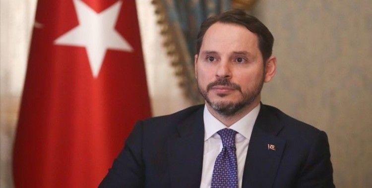Bakan Albayrak: Yılın ikinci yarısına ilişkin pozitif beklentimiz güçleniyor