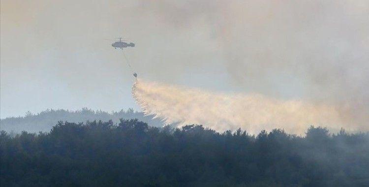 Menderes'teki orman yangınıyla ilgili gözaltına alınan şüpheli tutuklandı