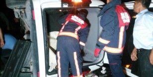 Malatya'da trafik kazası: 8 yaralı