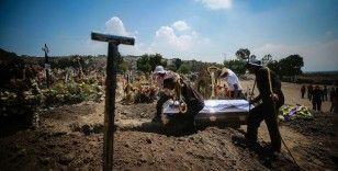 Meksika'da Kovid-19 nedeniyle 266 kişi daha hayatını kaybetti