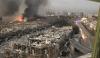 İşte Beyrut'ta patlamanın yaşandığı o anlar ve patlama sonrası Beyrut