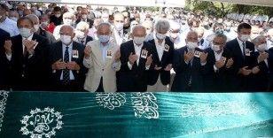 Kılıçdaroğlu iş insanı Murtaza Çelikel'in cenaze törenine katıldı