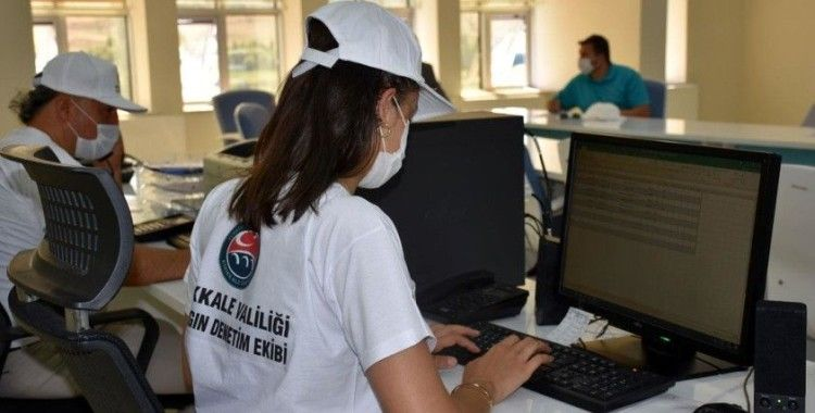 Kırıkkale'de Salgın Denetim Merkezi faaliyetlerine başladı