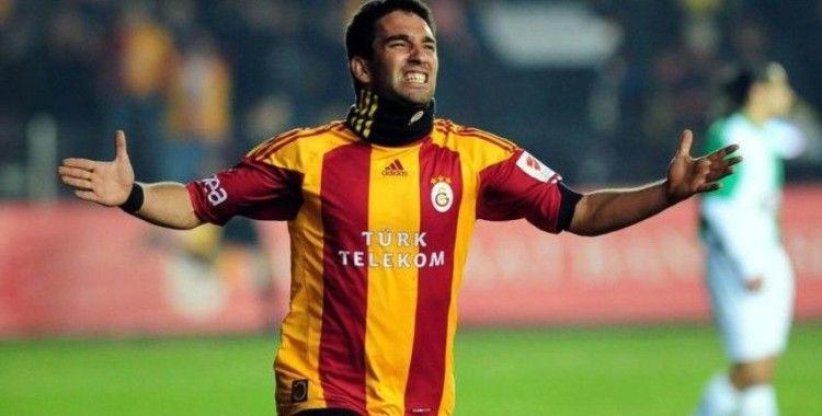 Galatasaray, Arda Turan ile 1+1 yıllık sözleşme imzaladı
