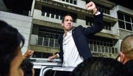 ABD Venezuelalı muhalif lider Guaido'ya desteğini yineledi