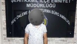 Gaziantep'te 12 yıl kesinleşmiş hapis cezası bulunan şahıs yakalandı