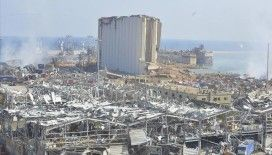 Beyrut Valisi: Patlamanın yol açtığı zararın 10 ila 15 milyar doları aştığını tahmin ediyoruz
