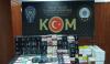 Sigara kaçakçıları 'Tiryaki'ye takıldı
