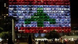 Liberman'dan Tel Aviv Belediye binasının Lübnan bayrağıyla aydınlatılmasına' tepki