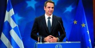 Miçotakis: Türkiye'yle yaşadığımız ihtilaflarda NATO'nun tarafsız kalması adil değil