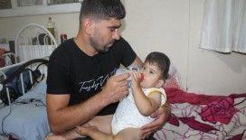 Küçük Muhammet, Suriye'deki annesine kavuşmayı bekliyor