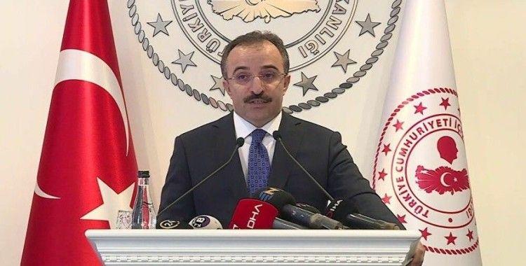İçişleri Bakanı Çataklı'dan sosyal medyada yer alan genelgeyle ilgili açıklama