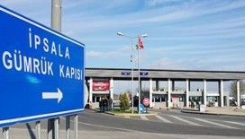 İpsala Gümrük Kapısı'nda 227 kilogram uyuşturucu ele geçirildi