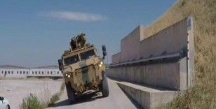 """""""Tekerlekli zırhlı araçlarının yenilerini Türk Silahlı Kuvvetleri'ne teslim ettik"""""""