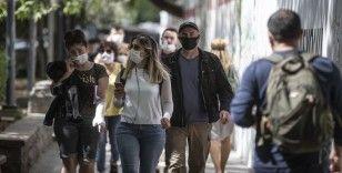 Vakalar artarken Taksim'de maske yine unutuldu