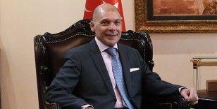 Arjantin'in Ankara Büyükelçisi Mastropietro: Türkiye çok iyi bir sağlık sistemine sahip