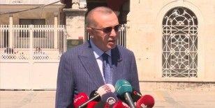 Cumhurbaşkanı Erdoğan: Yunanistan'la Mısır arasındaki anlaşmanın hiçbir kıymetiharbiyesi yok