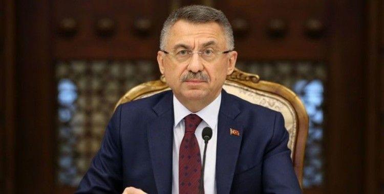 Cumhurbaşkanı Yardımcısı Oktay yarın Lübnan'a gidecek
