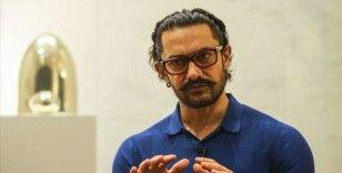 Hint sinemasının ünlü aktörü Aamir Khan yeni filmi için Türkiye'ye geliyor