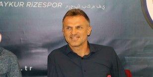 Stjepan Tomas, Çaykur Rizespor ile 1+1 yıllık sözleşme imzaladı