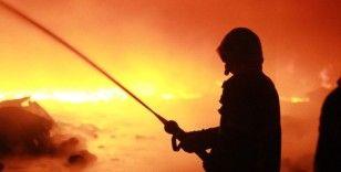 Sultan Abdülhamid Han Eğitim ve Araştırma Hastanesinde yangın