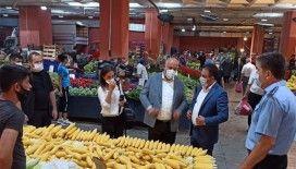 Bayrampaşa'da 'Sağlık İçin, Hepimiz İçin' denetimi yapıldı