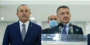 Cumhurbaşkanı Yardımcısı Oktay: Lübnan'a yardımlarımız devam edecek