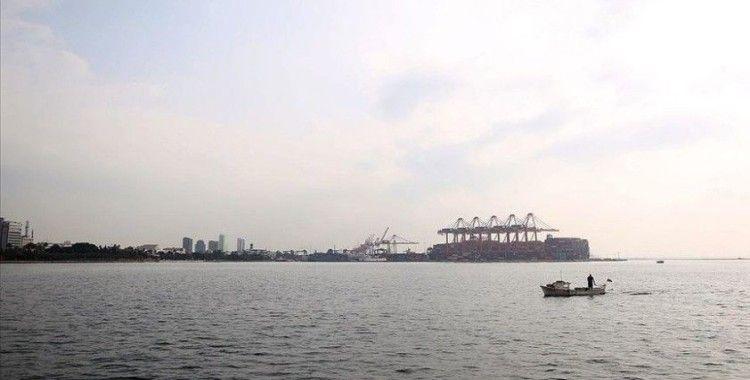 Mersin Uluslararası Limanı Lübnan'a yardıma hazır
