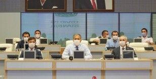 Vali Yerlikaya, 'İl ve İlçe Filyasyon Kurulları' toplantısından fotoğraf paylaştı